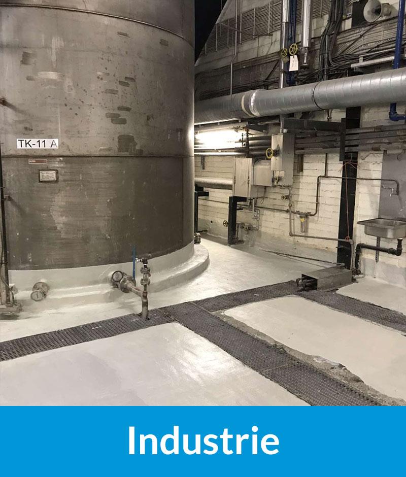 categorie industrie